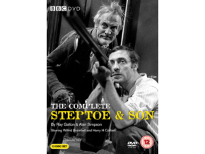 Steptoe And Son - The Complete Series With Specials (DVD)