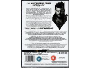 Gomorrah Season 1-3 [DVD]