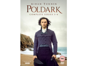 Poldark Series 1-4 [DVD] [2018]