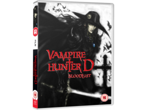 Vampire Hunter D: Bloodlust - Standard DVD