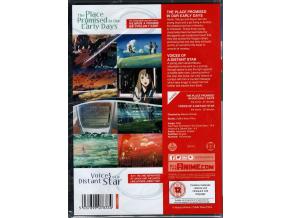 Shinkai Twin Pack - Standard DVD
