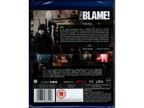 BLAME! Blu-ray (Blu-ray) (DVD)