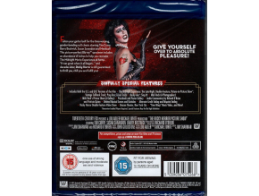 Rocky Horror Picture Show - 40th Anniversary Edition [Blu-ray]