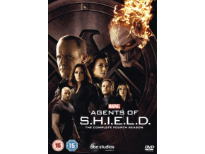 Marvel's Agents Of S.H.I.E.L.D. - S4 DVD [2018]