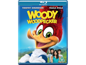 Woody Woodpecker (Blu-ray)