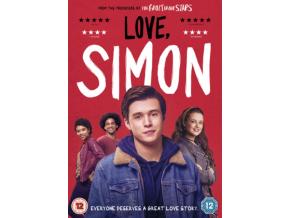 Love  Simon [DVD] [2018]
