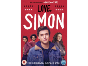 Love  Simon [DVD] [2018]