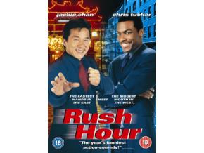 Rush Hour (1998) (DVD)