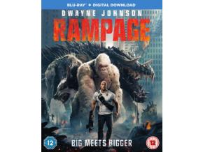 Rampage [2018] (Blu-ray)