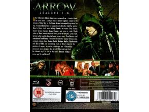 Arrow: Season 1-6 [Blu-ray] [2018] (Blu-ray)