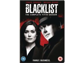 The Blacklist - Season 5 [DVD] [2018]