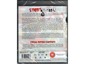 Street Mobster [Blu-ray] (Blu-ray)