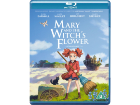 Mary and the Witch's Flower [Blu-ray] (Blu-ray)