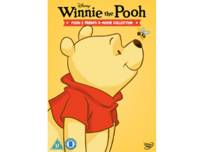 Pooh Collection (5 movie box set) (DVD)