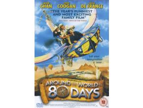 Around The World In 80 Days (2004) (DVD)