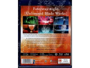 Fate Stay Night: UBW Part 1 Standard Edition [Blu-ray] [2018] (Blu-ray)