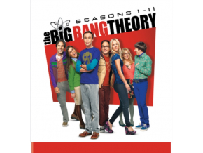 BIG BANG THEORY S1-11 [DVD] [2018]