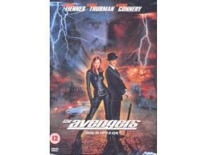 The Avengers (1998) (DVD)