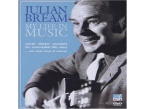 JULIAN BREAM-MY LIFE IN MUSIC (DVD)