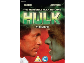 The Incredible Hulk Returns [DVD]