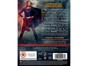 Supergirl: Season 3 [Blu-ray] [2018] (Blu-ray)