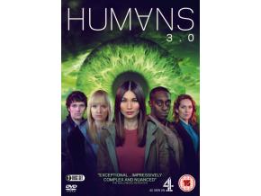 Humans 3.0 [DVD]