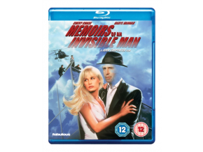 Memoirs of an Invisible Man (Blu-ray)