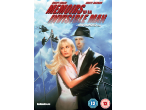 Memoirs of an Invisible Man [DVD]
