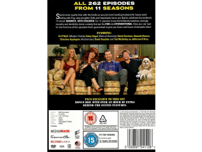Married With Children - The Complete Series [DVD]