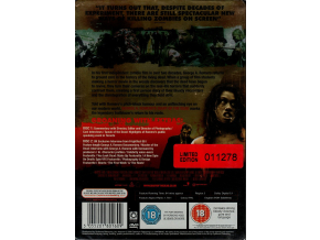 Diary Of The Dead [Limited Edition Steel Tin] (DVD)
