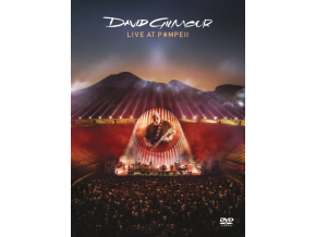 David Gilmour - Live at Pompeii [Video] (Live Recording/+2DVD)