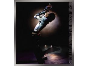 Michael Jackson - Live at WembleyJuly 161988 (Live Recording/+DVD)