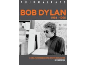 Bob Dylan - Triumvirate (+3DVD)