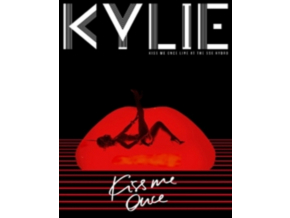 Kylie Minogue - Kiss Me Once Live at the SSE Hydro (Live Recording/+DVD)