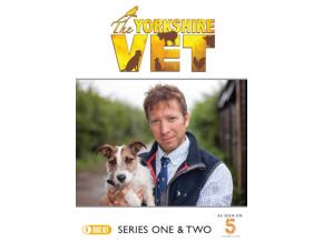 The Yorkshire Vet: Series 1-2 (DVD)
