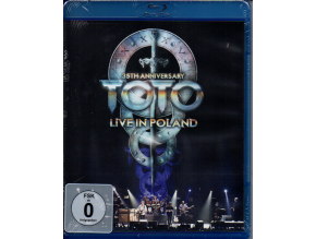 blu ray toto live in poland 35th anniversary