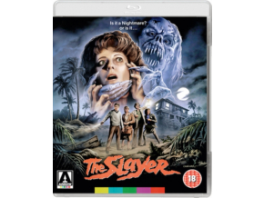 The Slayer (Blu-ray + DVD)