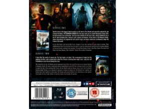 Shannara Chronicles: Season  1 & 2 Boxset [Blu-ray] [2018] (Blu-ray)