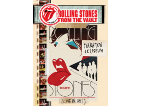The Rolling Stones - From the Vault (Hampton Coliseum – Live in 1981/Live Recording/DVD)