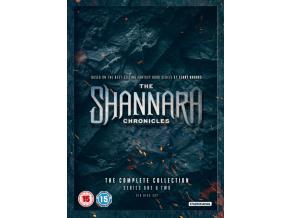 Shannara Chronicles: Season  1 & 2 Boxset [DVD] [2018]