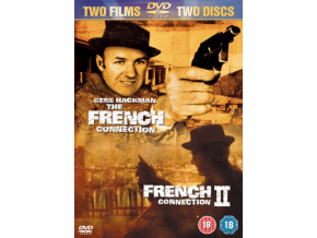 French Connection (1971) French Connection 2 (1975) (DVD)