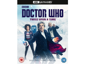 Doctor Who Christmas Special 2017 - Twice Upon A Time [4K UHD] [Blu-ray] [2018] (Blu-ray)