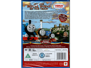 Thomas The Tank Engine And Friends: King Of The Railway (DVD)