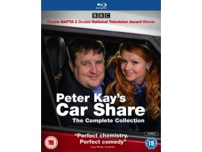 Peter Kay's Car Share Series 1 & 2 (Blu-Ray Box Set)