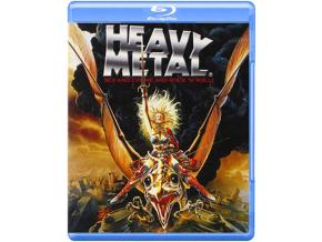 Heavy Metal [Blu-ray] (Blu-ray)