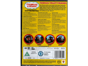 Thomas And Friends - Thomas' Trusty Friends (DVD)