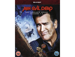 Ash vs Evil Dead Season 1-3 [Blu-ray] [2018]