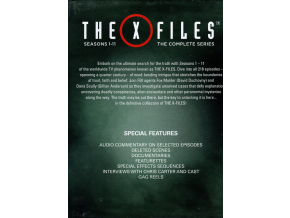 The X-Files Complete Series  Seasons 1-11 [DVD] [2018]