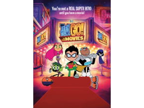 Teen Titans Go! To The Movies [DVD] [2018]