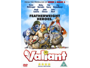 Valiant (Animated) (DVD)